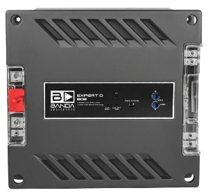 Amplificador Banda Audioparts EXPERT 800 Watts RMS 2 Canais