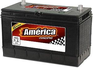 Bateria de Partida America Racing AM100LE 100Ah - RC 180 Min - CCA 640A