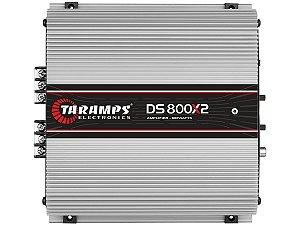 Amplificador Taramps DS800x2 800 Watts RMS 2 Canais