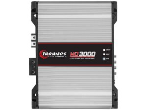 Amplificador Taramps HD3000 3000 Watts RMS 1 Canal