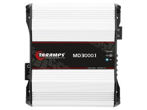 Amplificador Taramps MD3000.1 3000 Watts RMS 1 Canal