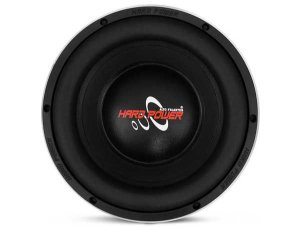 Subwoofer Hard Power HP S500 12 Pol 500 Watts RMS - 2 OHMS