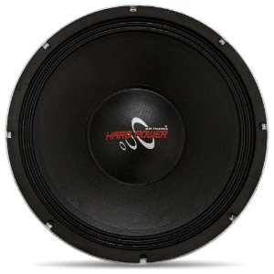 Woofer Hard Power HP 1750SG BLACK 15 Pol 1750 Watts RMS - 2 OHMS