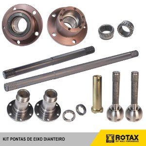 Kit Ponta de Eixo JEEP Dianteiro