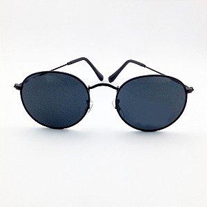 Óculos Retrô Preto (143oc)