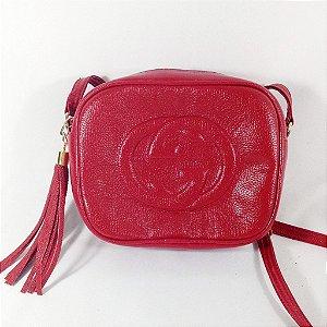 Bolsa Soho Disco Vermelha Inspired