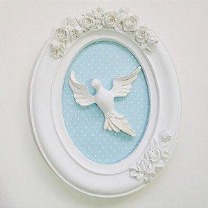 Quadro Oval Espírito Santo