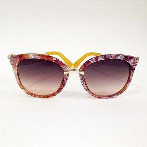 Óculos Lilás Furta-cor (Cód 165oc)