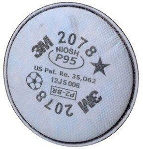 Filtro 2078 - POEIRA/NEVOA/GA/VO - 3M