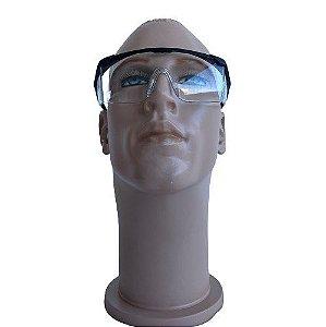 Óculos Argon Lente Incolor Quadrado