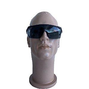 Óculos Argon Lente Fumê Quadrado