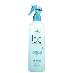 Schwarzkopf Professional BC Bonacure Hyaluronic Moisture Kick - Spray Leave-in 400ml