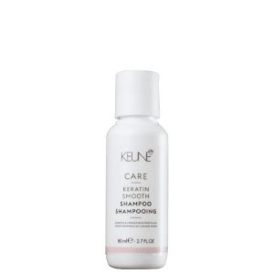 Keune Care Keratin Smooth - Shampoo 80ml