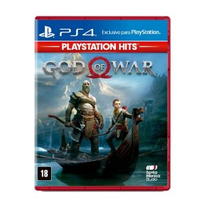 God Of War 4 Playstation Hits - Ps4