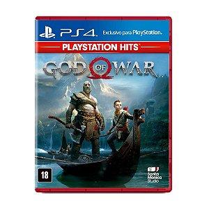 God Of War 4 Playstation Hits - Ps4