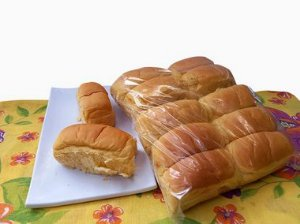 Pão Brioche de Cenoura 12und
