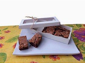 Brownie Chocolate com Nozes