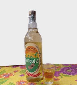 Cachaça Crioula Ouro 700 ml
