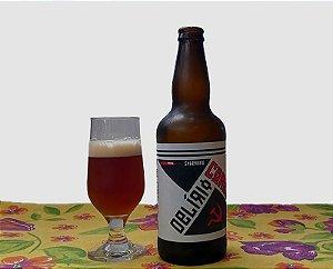 Cerveja Delírio Comunistas 500 mL Red Ale