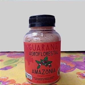 Guaraná Agroflorestal em Pó 150 g