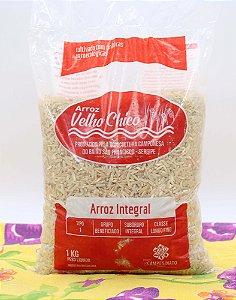 Arroz Integral Agulinha a Granel 1kg