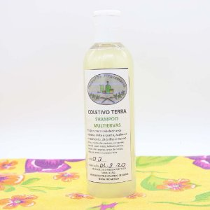 Shampoo Multi-ervas 250ml