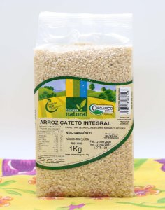 Arroz Cateto Integral