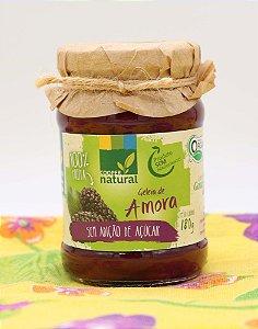Geleia de Amora S/ Açúcar 180g