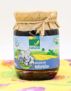 Geleia de Mirtilo 300g