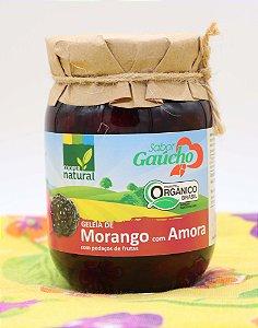 Geleia de Morango com Amora 300g