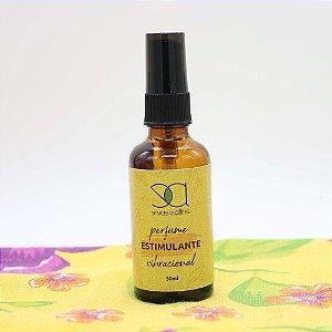 Perfume Vibracional (Estimulante) 50ml