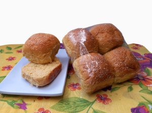 Pão de Hamburguer 6 und