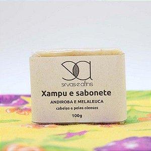 Xampus Sólido 100g