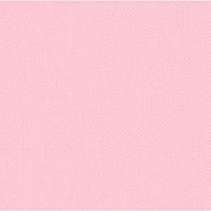 Tecido 100% algodão Liso Rosa Claro - 0,50 metro
