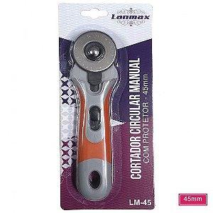 Cortador Circular Manual (C/Protetor) 45mm