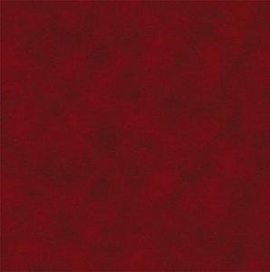 Tecido 100% algodão - Estampa Poeira Vermelha -  0,50 metro