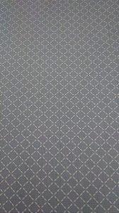Tecido 100% algodão - Estampa Textura Cinza -  0,50 metro