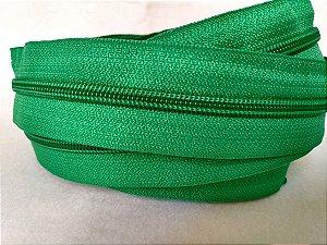 Zíper N°5 Verde - 1Metro