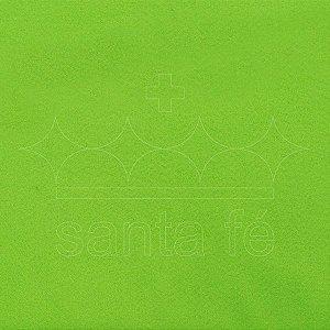 Feltro 100% Poliéster - Liso Verde Cítrico -  1 metro