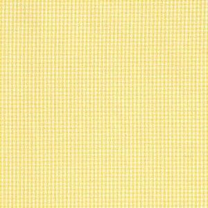 Tecido 100% algodão - Estampa Xadrez Miudo Amarelo -  0,50 metro