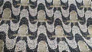 Tecido 100% algodão - Estampa Rio De Janeiro - 0,50 metro