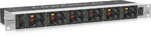 Amplificador de fone de ouvido 6 canais behringer HA6000