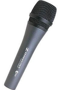 Microfone Dinâmico E835 SENNHEISER
