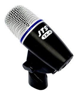 Microfone para intrumento e tom JTS TX-6