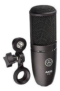 Microfone Akg Perception P120 Condensador ORIGINAL