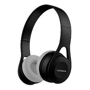 Fone de Ouvido Over-Ear H300 Preto TELEFUNKEN