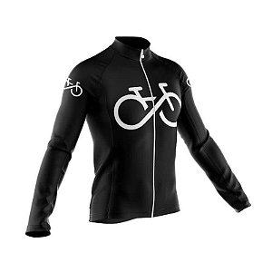 Camisa Forever Manga Longa Dry Fit Confortável Bike Mtb