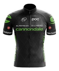 Camisa Infantil Cannondale Fitness Confortável Dry Fit UV Respirável
