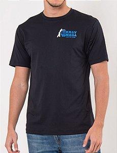 Camisa Poliamida 100% Israel - Preta