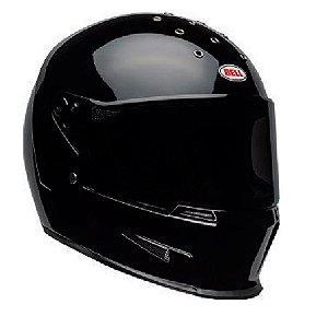 Capacete Bell Eliminator Solid Gloss Black